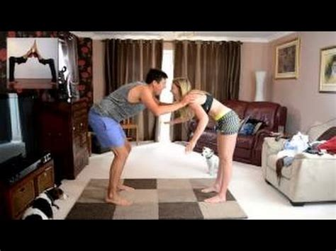 best yoga tutorial on youtube best yoga challenge with my sexy girlfriend 2 youtube