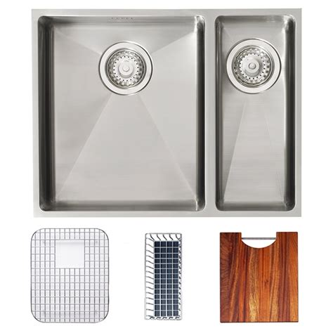 prolific stainless steel kitchen sink 42 kitchen sink with accessories kitchen sinks