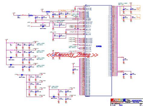 asus fjv laptop schematic diagram laptop schematic