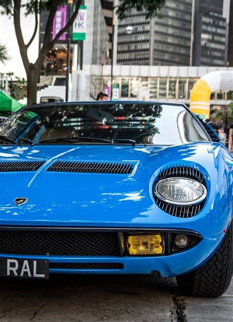 lamborghini engine in car best 25 lamborghini miura ideas on pinterest classic
