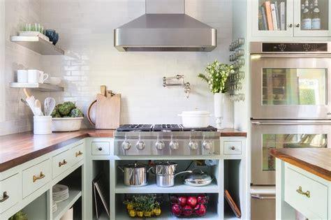 alyssa rosenheck mint green cabinets sans doors