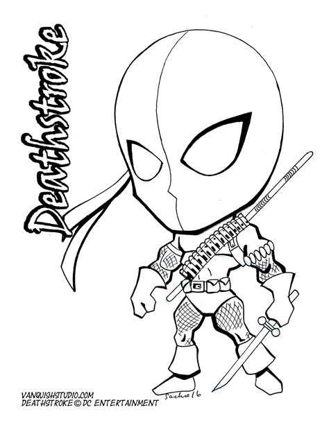 coloring page coloring pages vanquish studio