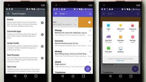 best mail app for android best email apps for android keep your inbox clutter free androidpit