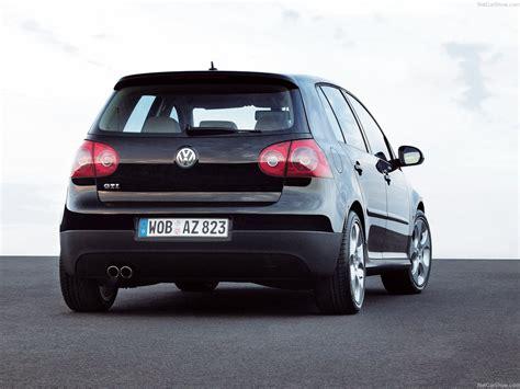 Vw Golf Gti 5 Door by Volkswagen Golf Gti 5 Door Picture 18 Of 26 Rear Angle