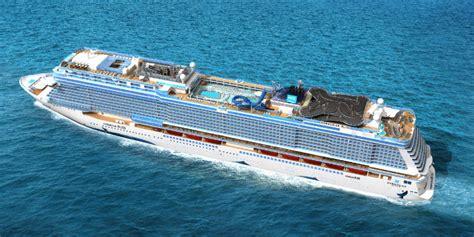 norwegian cruise ship bliss new cruise ships launching in 2018