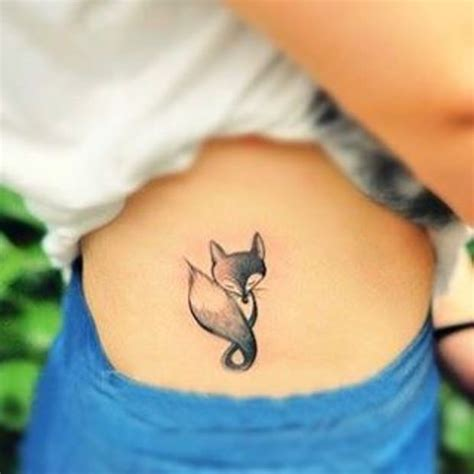 small fox tattoo 21 fox designs ideas design trends premium
