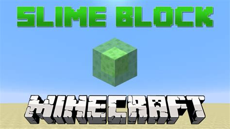 slime block tutorial cubehamster how to make a slime block in minecraft troline 1 8