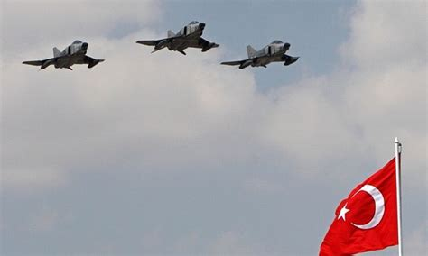 Drone Tempur jet tempur turki tembak jatuh drone misterius okezone news