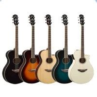 Gitar Accustik Apx New New namm 2018 yamaha apx and cpx electro acoustic guitars the brand new 600 range news at