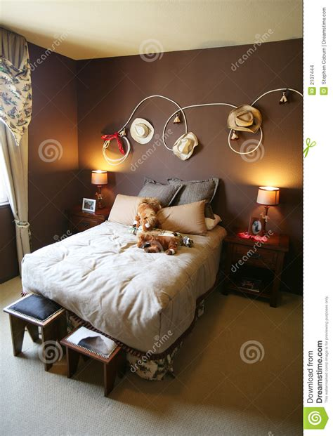 cowboy bedroom cowboy rodeo bedroom stock photo image of interior