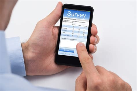 survey mobile app the market research industry prioritizes mobile surveys