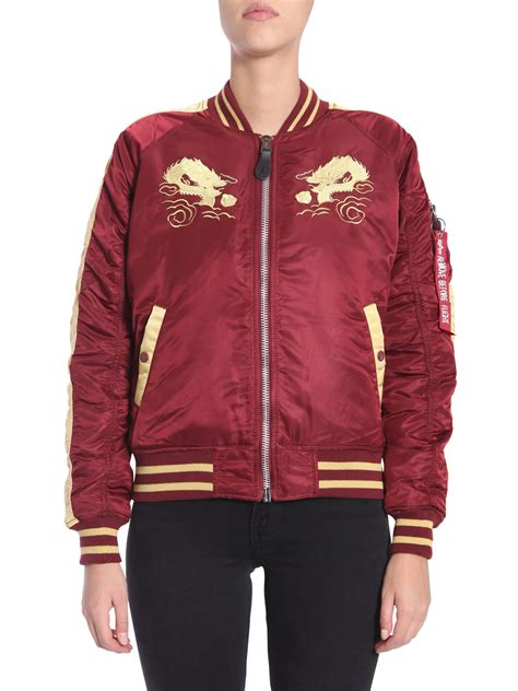 Parka Jacket Sweater Jaket Jaket Bomber Jaket Wanita alpha industries bomber jacket bordeaux s jackets italist