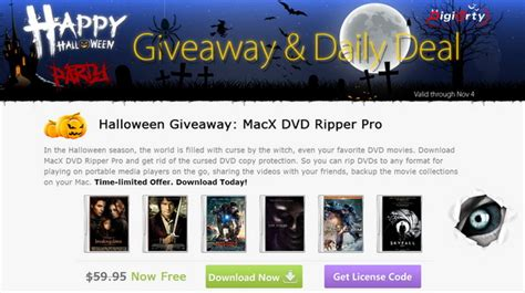 Macx Dvd Ripper Pro Giveaway - download macx dvd ripper pro for free valid through nov 4 2013