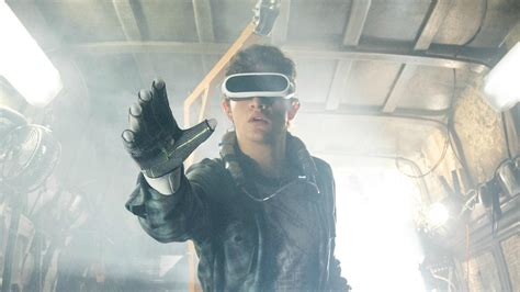 ready player one ready player one film gets first teaser trailer road to vr