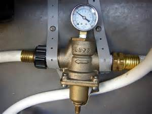 how to tell if you need a water pressure regulator for