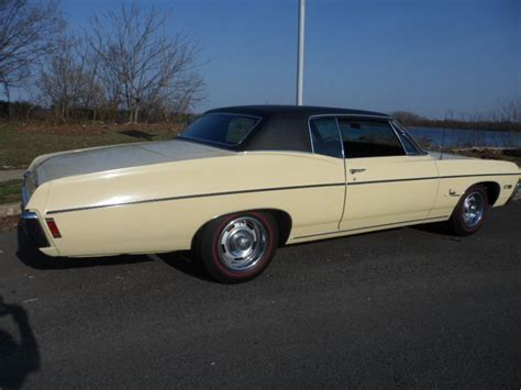 1968 impala custom coupe phillymint 1968 chevy impala custom coupe survivor for sale