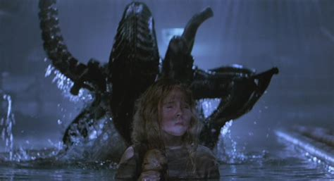 film it s in the water a xenomorph has found its way to the bottom of the sea