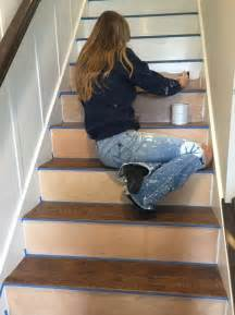 best way to remove paint from hardwood floors best 25 laminate stairs ideas only on