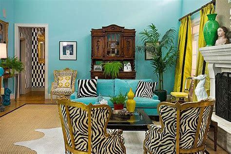 Turquoise Interior Design by Turquoise Vibrant Interior Design From Sorensen