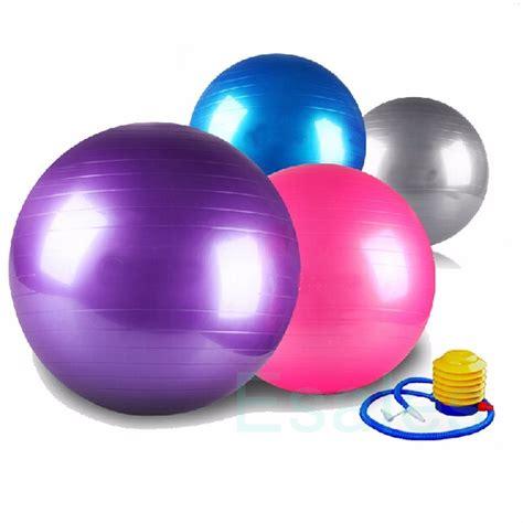 Gratis Ongkir Bola Pilates Fitness 65 Cm bola sui 231 a pilates abdominal fitness 65cm bomba gr 225 tis r 41 90 no mercadolivre