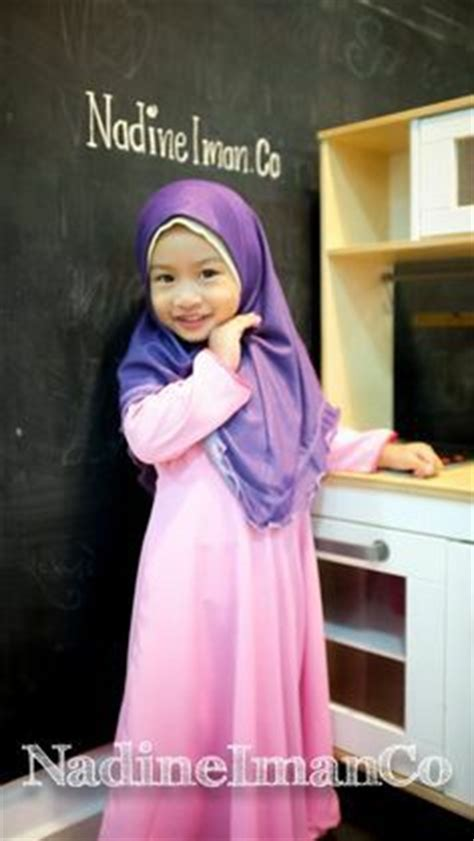 Baju Baby Dress Kimi Kuning no one can resist cuteness awww oung beautiful hijabi in the worlds hijabers cilik cantik