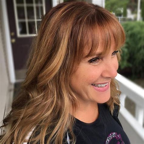 piecey lalyered hair cuts for women over 50 25 gorgeous hairstyles for women over 50