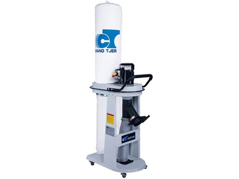 chang tjer products dust collector gt new style 1hp dust