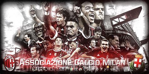 Ac Milan Signature 1 ac milan signature by phenomenongfx on deviantart