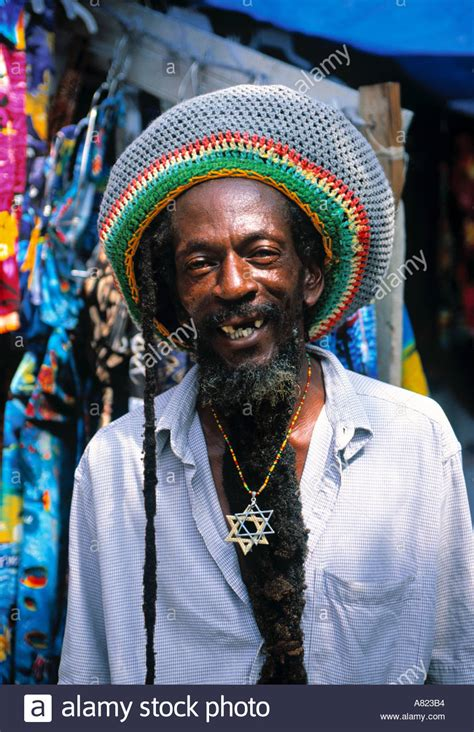 pictures of jamaican men portrait of jamaican man jamaica stock photo royalty