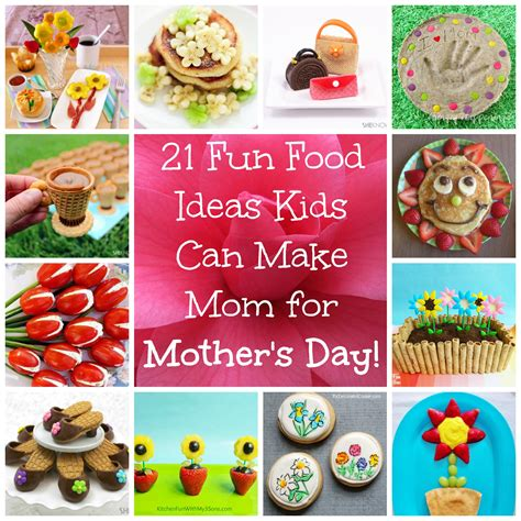 day cooking ideas mothers day food ideas
