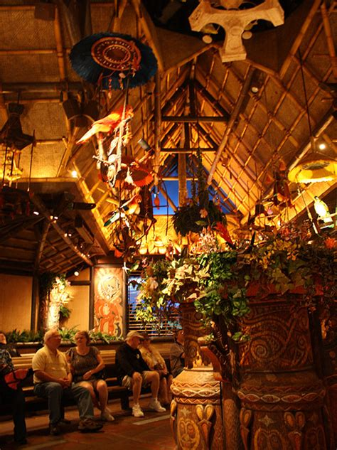 tiki room disney world the magic is as wide as a smile and as n by walt disney like success