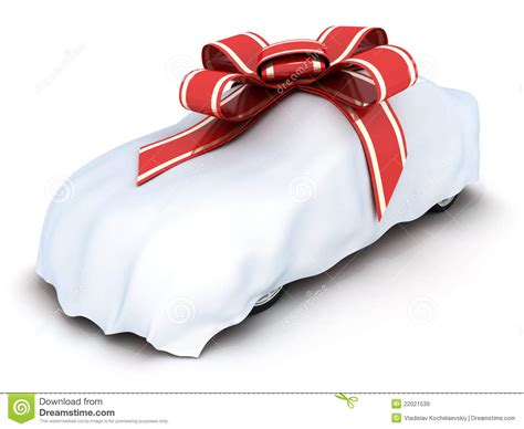 car gifts car gift royalty free stock images image 22021539