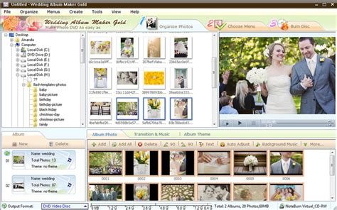 Wedding Album Maker by Introduction Of Wedding Album Maker Gold