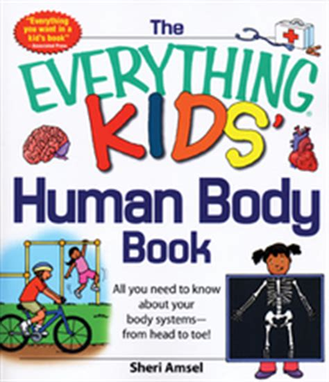 body by science book scribd the everything kids human body book
