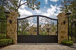 Kitchen Molding Ideas wrought iron gates landscape with garden beeyoutifullife com