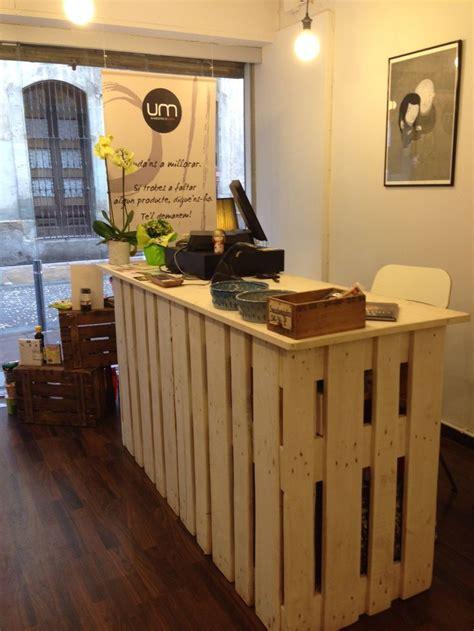17 mejores ideas sobre mostrador de madera en