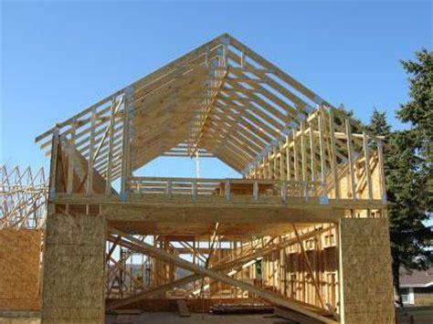Truss Builder by Garage Roof Parts Diagram Free Wiring Diagram Schematic