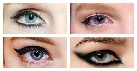 make up tricks eyeliner i disegni pi 249 comuni in base