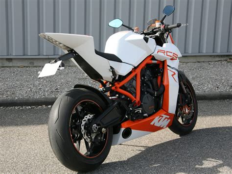 street motorcycle street bike ktm rc8 street bike by lazarethmotorcycletuned