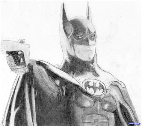 batman car drawing step 10 how to draw batman michael keaton