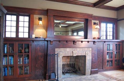 craftsman style fireplace this home design ideas