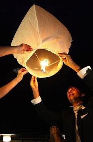 lanterna volante fai da te lanterne cinesi o lanterna volante dove si comprano e