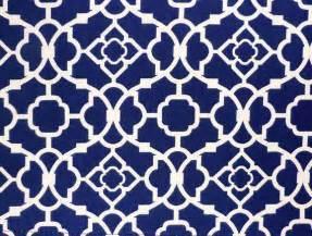 Curtain with geometric lattice pattern waverly fabric curtain