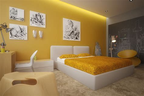 wall for bedroom interior designing ideas