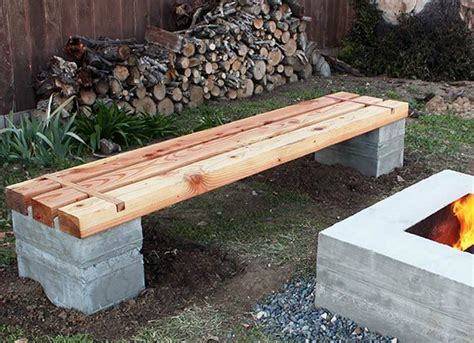 backyard woodworking projects diy bench diy wood projects 10 easy backyard ideas