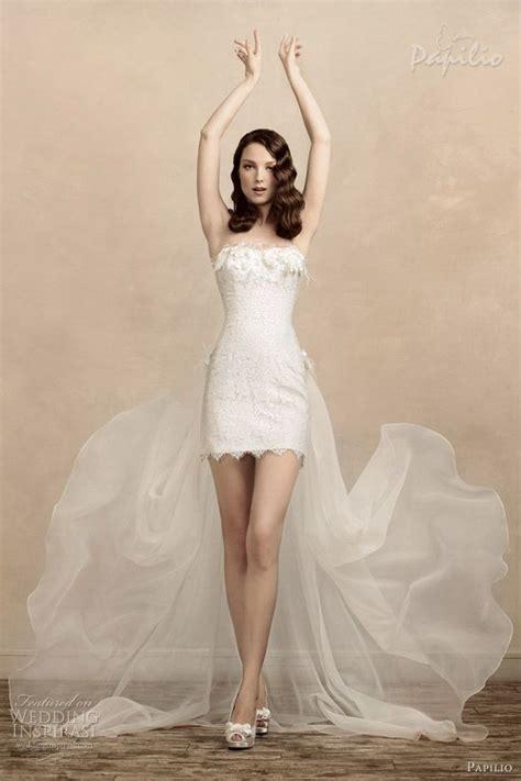 mini skirt wedding dresses 327 best short skirt wedding dresses images on pinterest