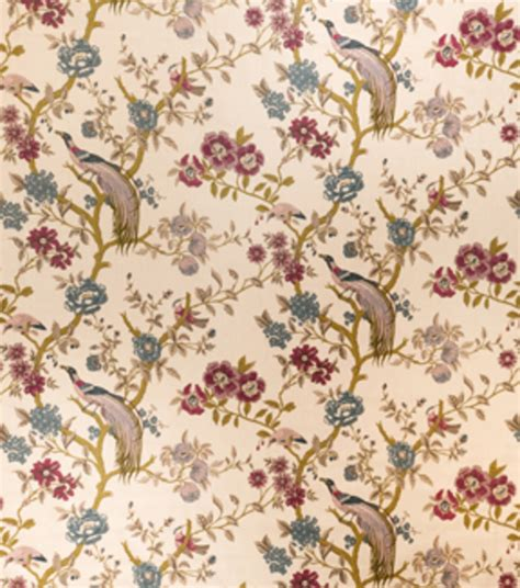 floral home decor fabric home decor print fabric eaton square origin persian