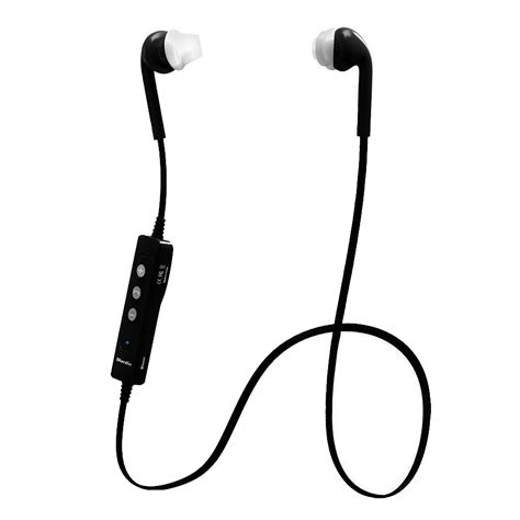 Headset Earphone bluedio s2 sports earbuds wireless bluetooth stereo headset black ntechuae