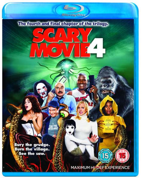 film semi bluray scary movie 4 blu ray zavvi com