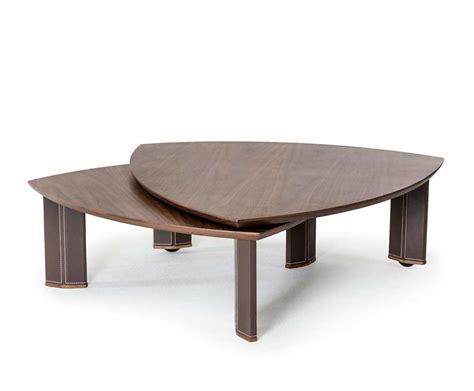 contemporary table modern walnut coffee table vg153 contemporary
